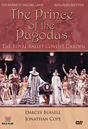 Prince of the Pagodas DVD