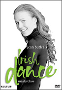 Jean Butlers Irish Dance Masterclass DVD
