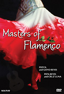 Masters of Flamenco: Early Television Concerts DVD