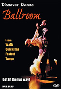 Discover Ballroom Dance DVD