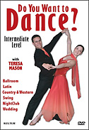 Do You Want To Dance II - Intermediate DVD