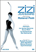 Zizi Jeanmaire Dances Roland Petit DVD