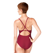 Adult Elora Pinch Front Camisole Leotard