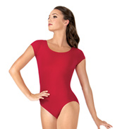 Adult Scoop Front Leotard