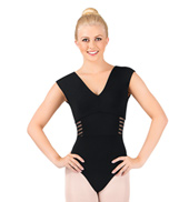 Adult Wide Shoulder Tank Leotard