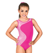 Girls Tank Gymnastics Leotard