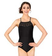 Adult Erawan Sunray Panel Camisole Leotard