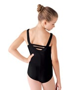 Girls Princess Seam Tank Leotard