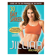 Jillian Michaels: 30 Day Shred DVD