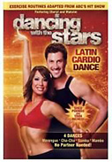 Dancing with the Stars: Latin Cardio Dance DVD