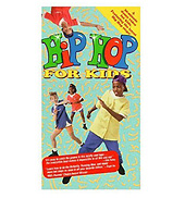 Hip-Hop for Kids DVD & CD Set