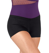 Adult Dance Shorts with 1-1/2 Inseam