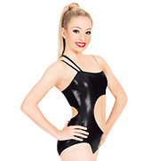 Cut Out Leotard