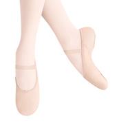 Stretch Split Sole Ballet Slipper