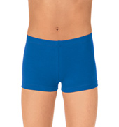 Girls Brushed Cotton Dance Shorts