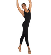 Mens Footless Tank Unitard