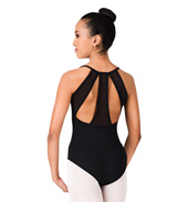 Adult Mesh Back Camisole Leotard
