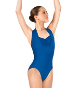 Adult Double Halter Leotard