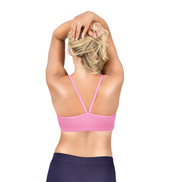 Adult V-Back Camisole Bra Top