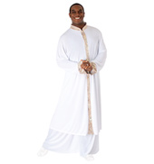 Plus Size Mens Robe