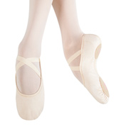 Adult Intrinsic Canvas Split-Sole Ballet Slippers
