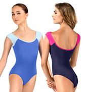 Adult Tatiana Cap Sleeve Leotard