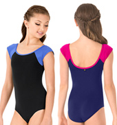 Child Tatiana Cap Sleeve Leotard