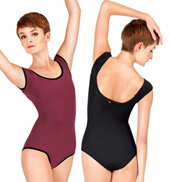 Adult Inga Reversible Cap Sleeve Leotard