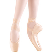 Adult Whisper Satin Pointe Shoes
