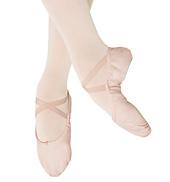 Adult Ballon Canvas Split-Sole Ballet Slipper