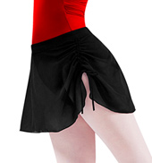 Adult Twist Cord Pull-On Skirt