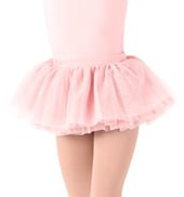Girls Diamante Swirl Tutu