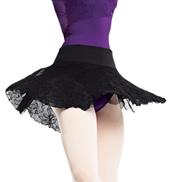 Adult Mesh Pull-On Skirt