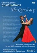 Discover Dance Combinations: The Quickstep DVD Series 2