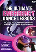 Ultimate Emergency Dance Lessons DVD