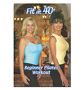 Fit at 40 Plus: Beginner Pilates Workout DVD