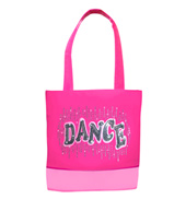 Mixed Media Dance Bag