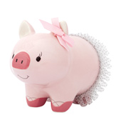 Ballerina Piggy Bank