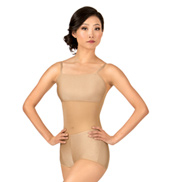 Adult Undercover Camisole Shorty Unitard