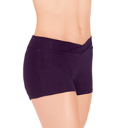 Child V-Waist Dance Short