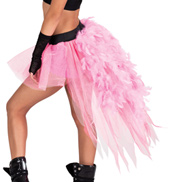 Feather Bustle Tutu