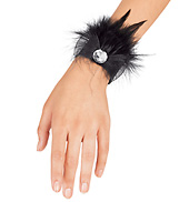 Feather Cuff Bracelet