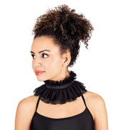 Adult Mesh Ruffle Collar
