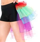 Adult Rainbow Bustle Tutu