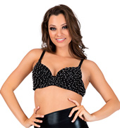 Beaded Camisole Bra Top