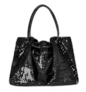 Large Sequin Tote Bag