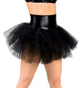 Adult High Waist Sparkle Tutu