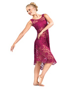 Adult Emballe Lace Overdress