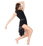 Adult Showtime Shorty Tank Bustle Unitard