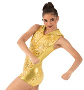 Adult Sequin Shorty Unitard